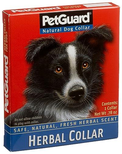 PetGuard Herbal Dog Collar