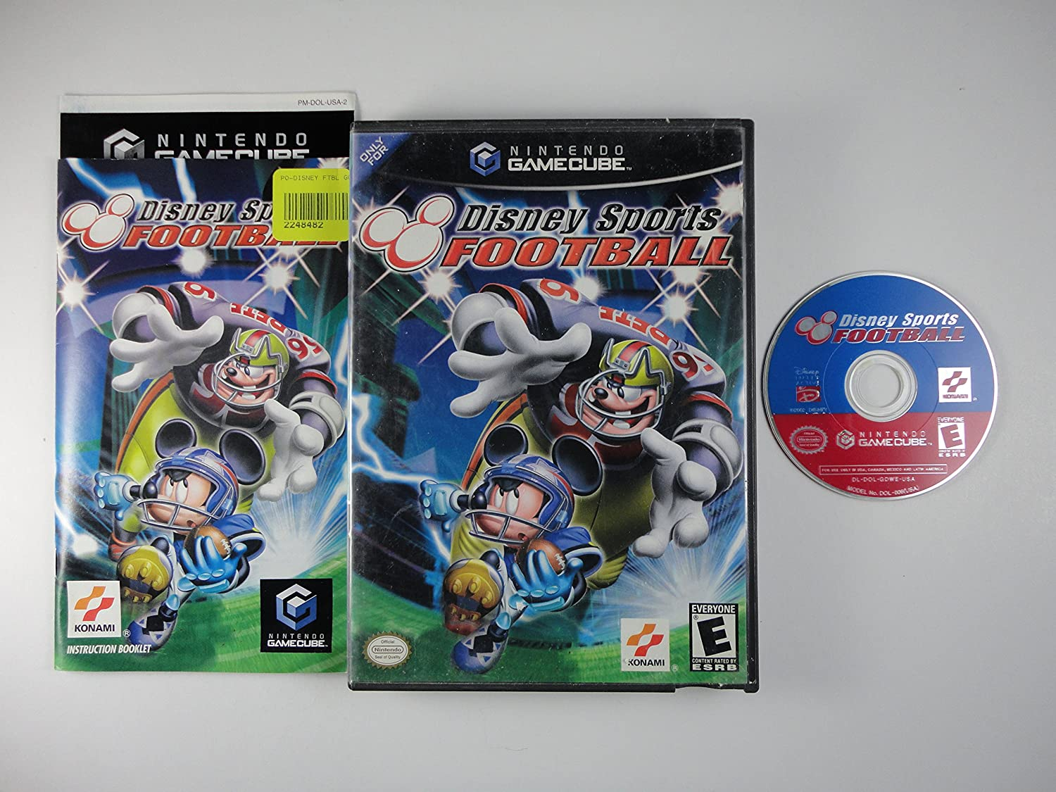 amazon com disney sports football video games