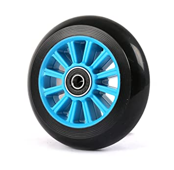 100 mm patinete ruedas + Abec//Fit TBF Slamm Scooters Razor ...