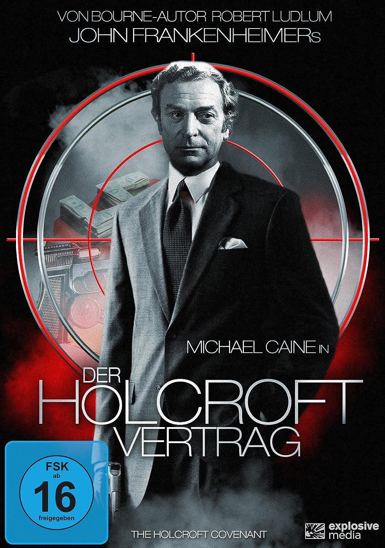 Der Holcroft-Vertrag: Amazon.de: Sir Michael Caine, Anthony Andrews ...