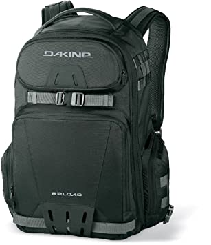 Amazon.com : Dakine Reload Camera Pack, 30 L, Black : Sports ...