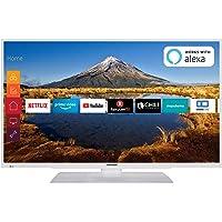 Telefunken XF43G511-W 109 cm (43 Zoll) Fernseher (Full HD, Triple Tuner, Smart TV, Prime Video)