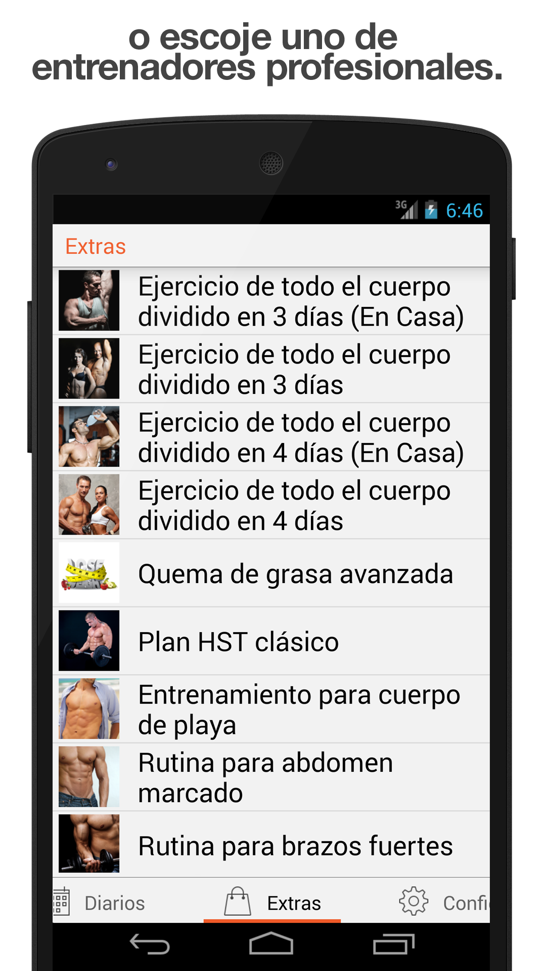Fitness Point - Diario de ejercicio y acondicionamiento: Amazon.es: Appstore para Android