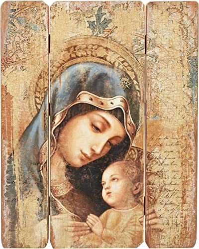 Joseph s Studio by Roman – Collection, 26 H Madonna Child, Made from Resin, High Level of Craftsmanship and Attention to Detail, Durable and Long Lasting