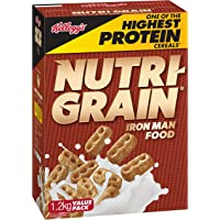 Kelloggs Nutri Grain, Breakfast Cereal, 1.2kg