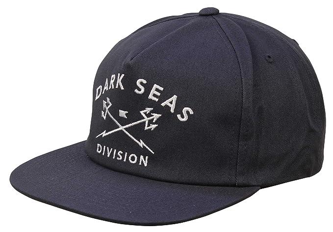 Dark Seas Tridents Casquette Snapback (Taille Unique - Bleu Fonce ... 9407e9e8fb4b