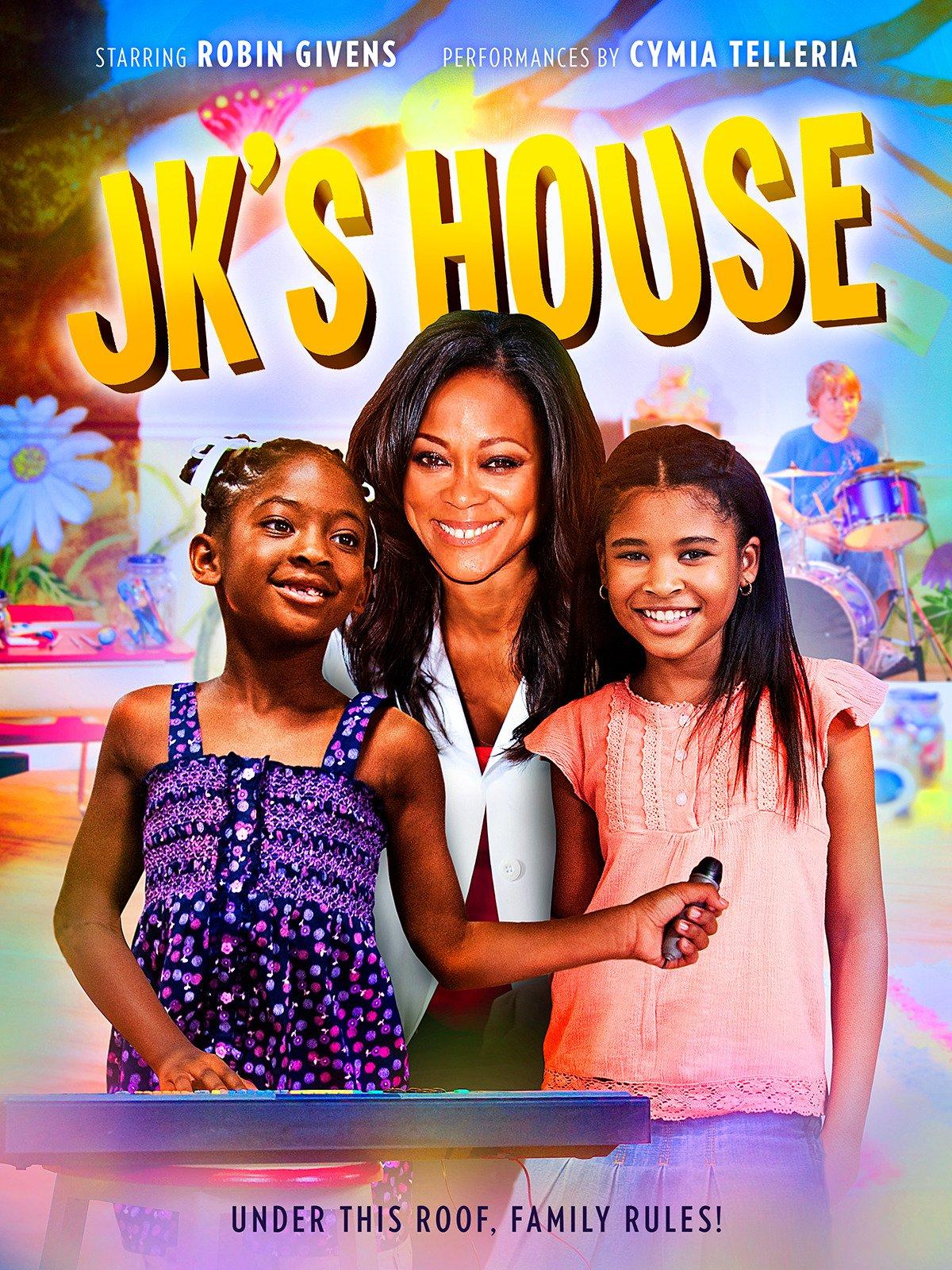 JK's House on Amazon Prime Video UK