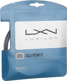 Luxilon Alu Power 125Ice Blue Racchetta da Tennis String WRZ995100BL
