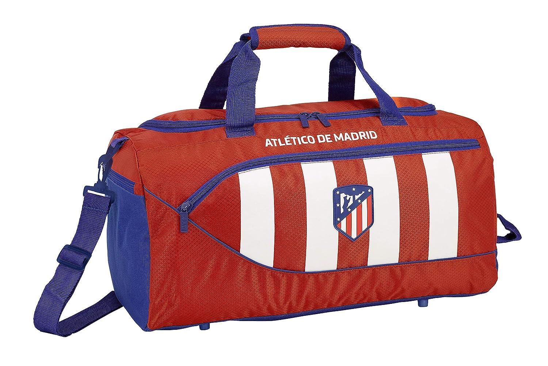 Atlético de Madrid Bolsa Deporte Bolso de Viaje 50 cm.: Amazon.es: Equipaje