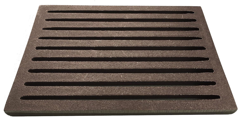 Herdrost Eckrost Ofenrost Tafelrost 20 x 40 cm