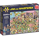 Jan van Haasteren Jan van Haasteren – Pop Festival - 1000 piece Jigsaw Puzzle  (Multi-Colour)