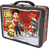 The Tin Box Company 387607-12 Paw Patrol Carry All Tin- Assorted
