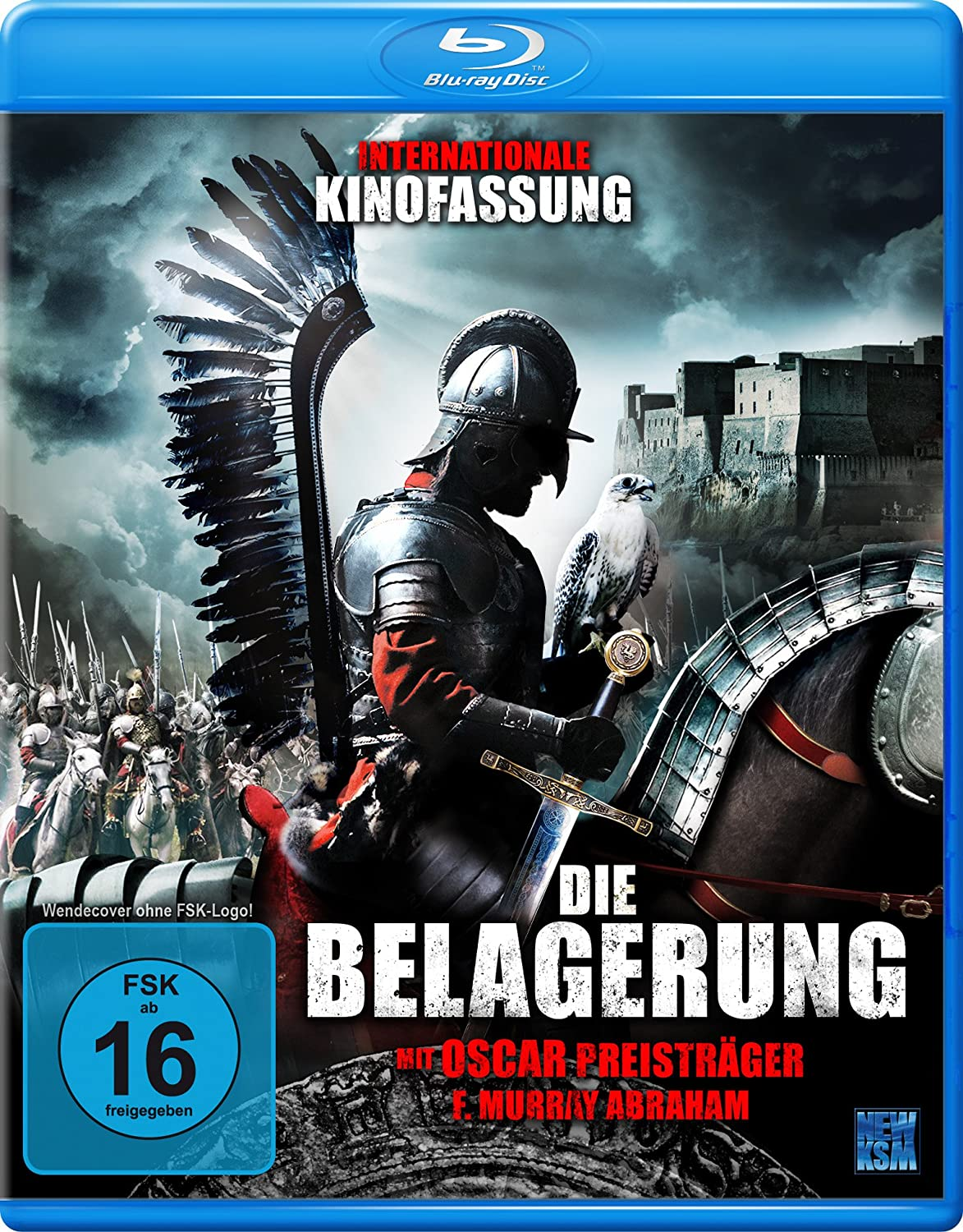 Die Belagerung (Internationale Kinofassung) [Blu-ray]: Amazon.de: F ...