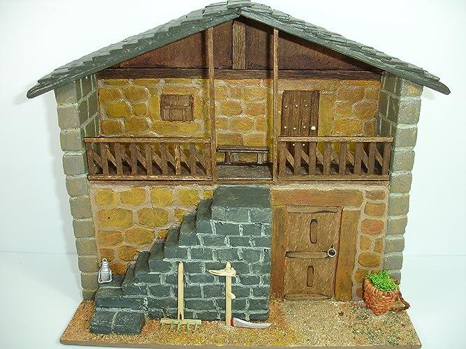Casa Cántabra.