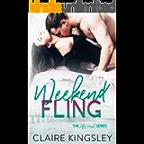 Weekend Fling: A Steamy Small-Town Romance (A Jetty Beach Romance Book 5)