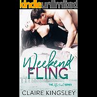 Weekend Fling: A Steamy Small-Town Romance (Jetty Beach Book 5)