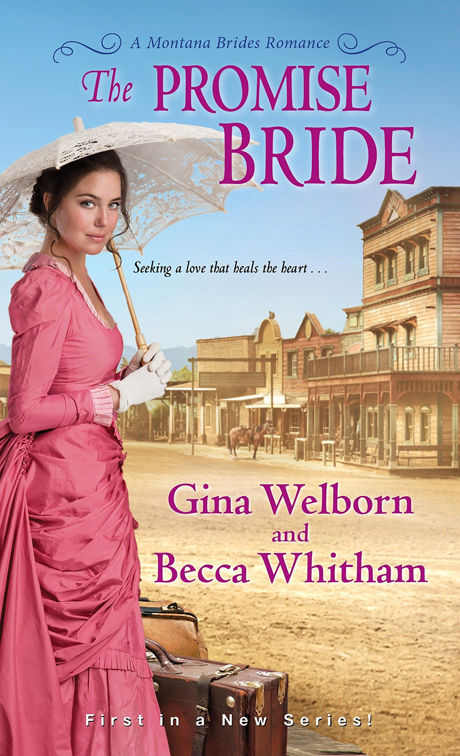 Read Online The Promise Bride (A Montana Brides Romance) PDF