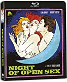 Night of Open Sex [Blu-ray]