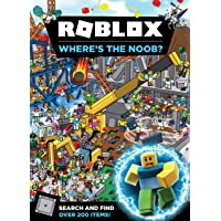 Roblox Where's the Noob? Search and Find Book (Search & Find)