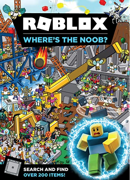 Roblox Where S The Noob Search And Find Book By Egmont Publishing