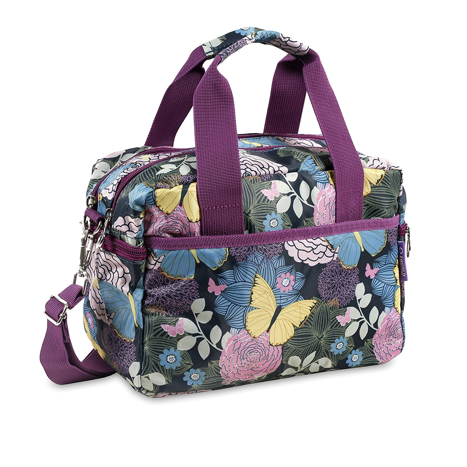 J World New York Aby Bag Travel Tote