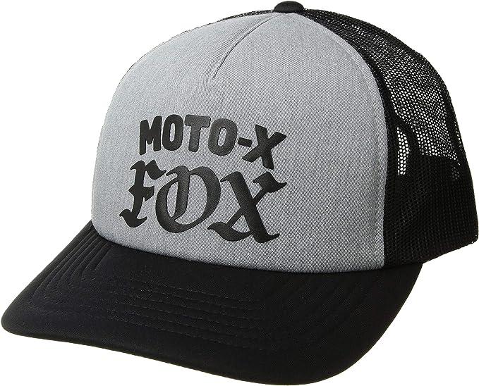 Fox Moto X Trucker Heather Graphite: Amazon.es: Coche y moto