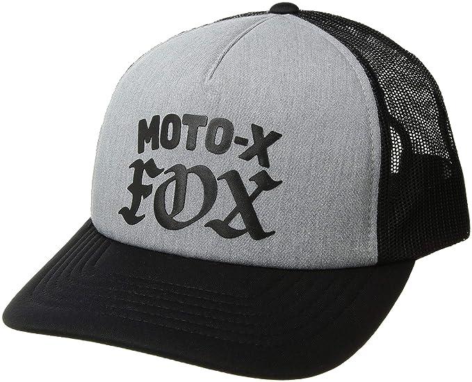 Fox Mujer Gorra de béisbol - Gris - Talla única