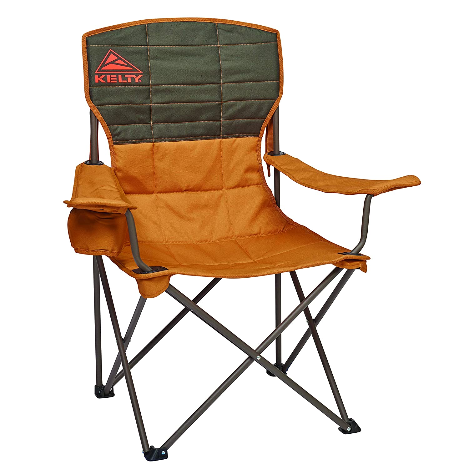 Kelty Essential Camping Chair Folding Camp Chair for Festivals, Camping and Beach Days