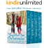 Together for Christmas: Four sweet and clean heartwarming Christian romances