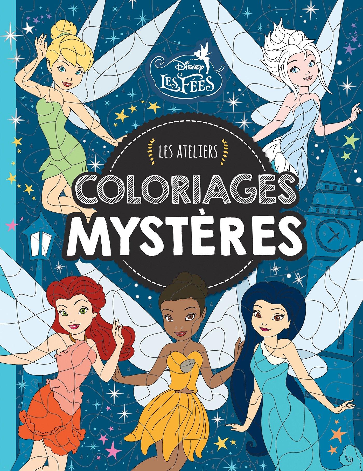 Les Ateliers Coloriages Mystères 91OAeo1WQ2L