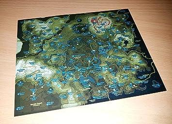 Zelda Breath Of The Wild Schrein Karte.The Legend Of Zelda Breath Of The Wild Hyrule Map Nintendo