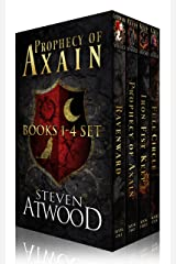 Prophecy of Axain Box Set: Books 1-4 Kindle Edition