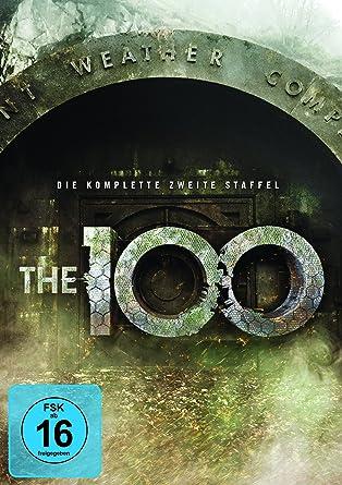 The 100 Die Komplette Zweite Staffel 4 Dvds Amazonde