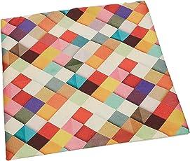 Cojines decorativos, KINIFE Algodón de Lino Funda de Cojín 45cmX45cm para Sofá Cama