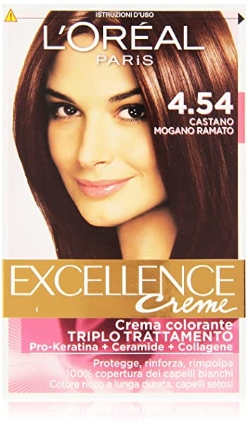 Super L'Oréal Paris Excellence Crema Colorante Triplo Trattamento  RY12