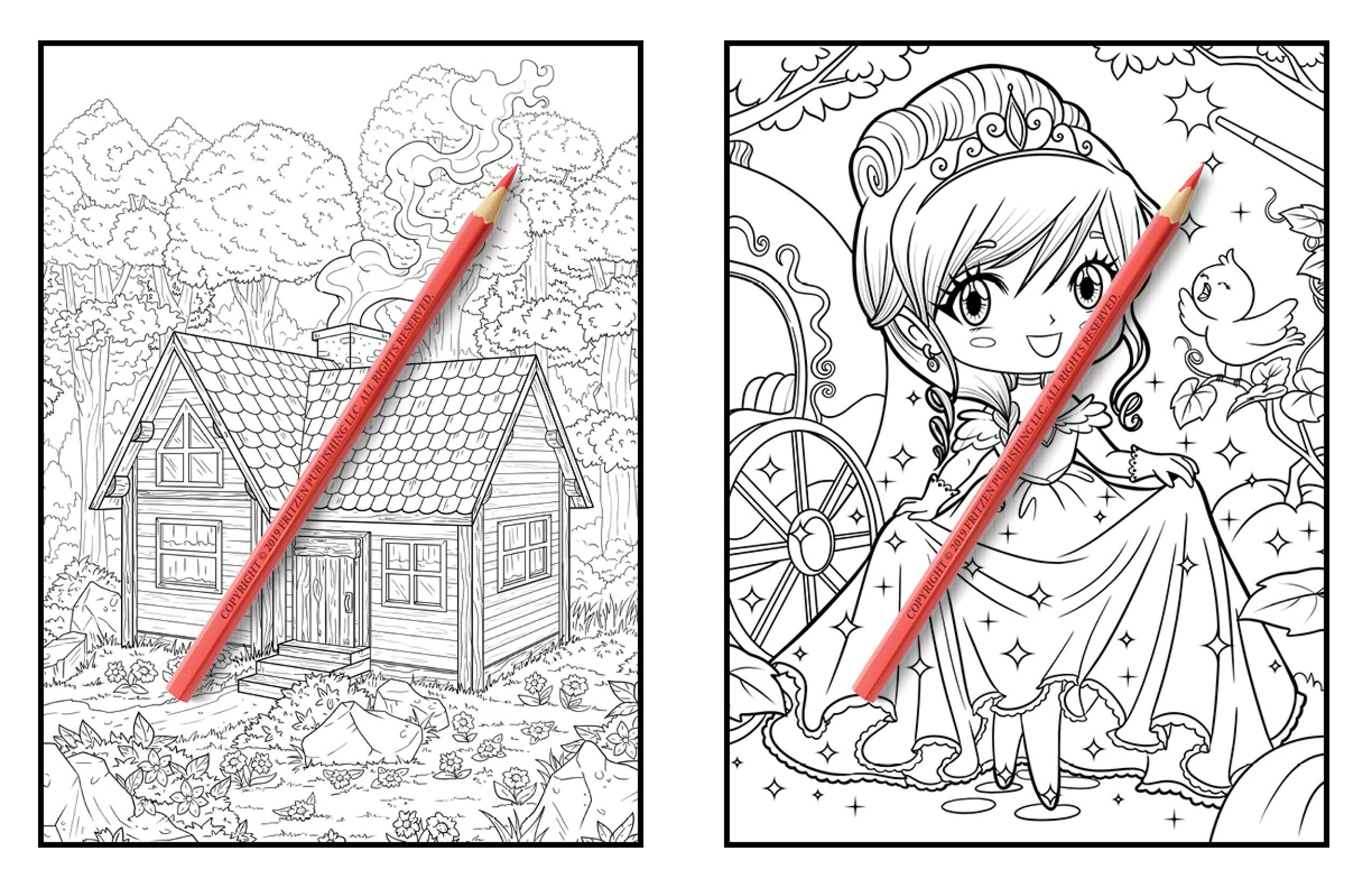 Amazon.com: Greatest Hits: An Adult Coloring Book with the ...
