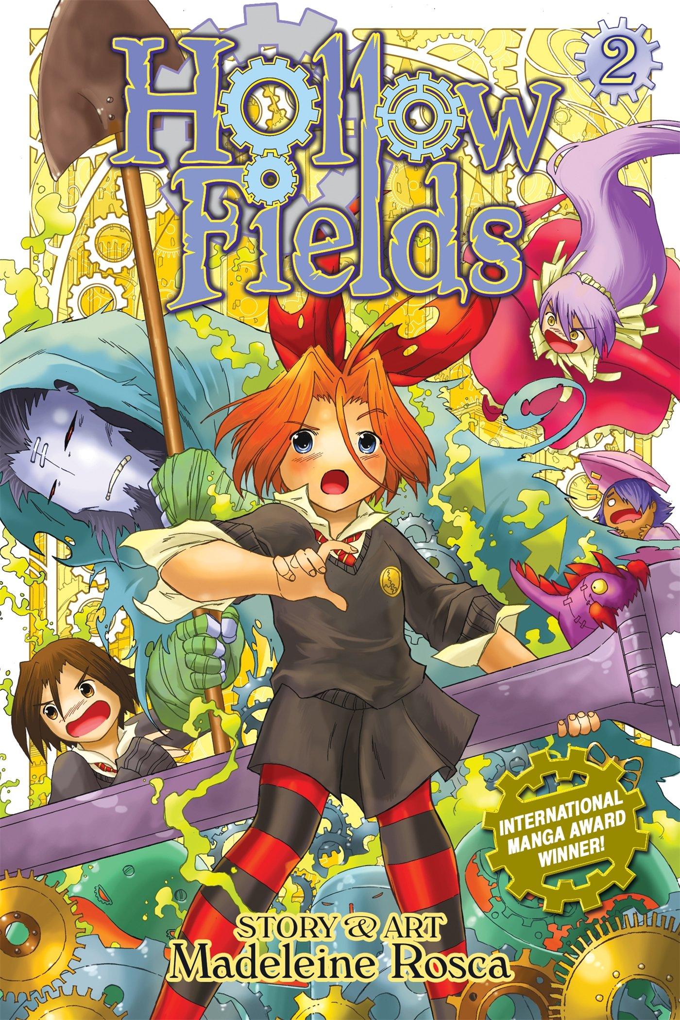 Read Online Hollow Fields Vol. 2 (v. 2) ebook