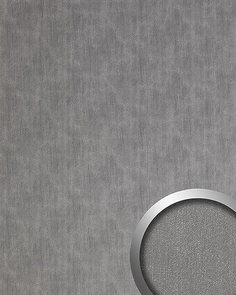Panel de pared aspecto metal WallFace 20202 SLIGHTLY USED Titan AR liso Revestimiento mural used look