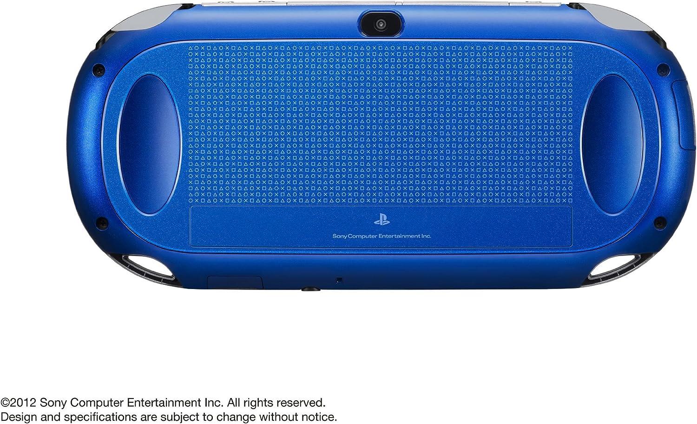 Sony PlayStation Vita Sapphire Blue 3G/Wi-Fi PCH-1100 Ab04