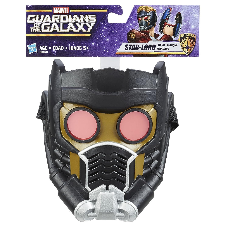 Marvel Guardianes de la galaxia Star-Lord máscara: Amazon.es: Juguetes y juegos