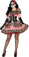 Forum Novelties Women's Day Of Dead Senorita Costume