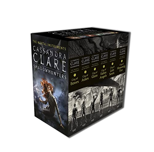The Mortal Instruments Slipcase: Six books