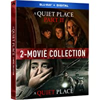 A Quiet Place 2 Movie Collection [Blu-ray]