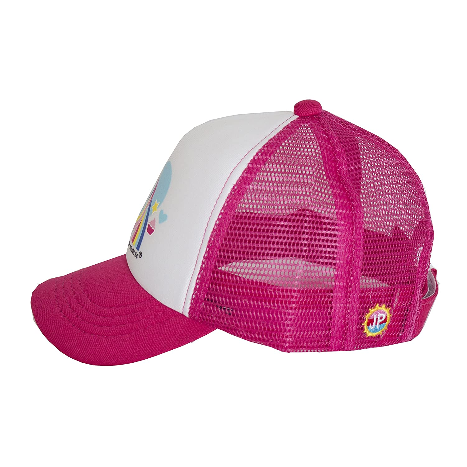 JP DOoDLES Unicorn on Kids Trucker Hat The Kids Baseball Cap is Available in Baby Toddler and Youth Sizes./…