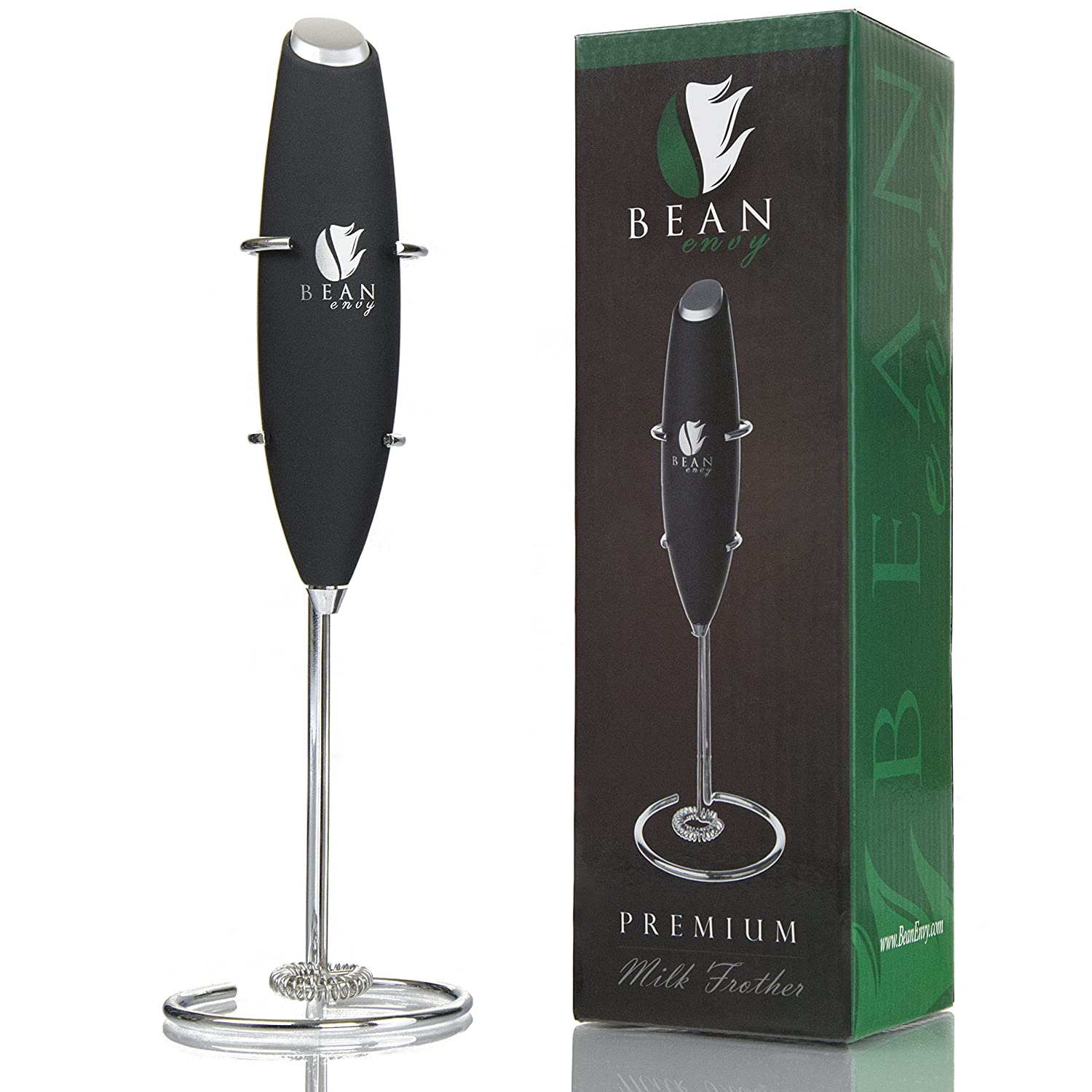 Bean Envy Electric Milk Frother Review