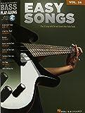Bass Play-Along Vol.34 Easy Songs