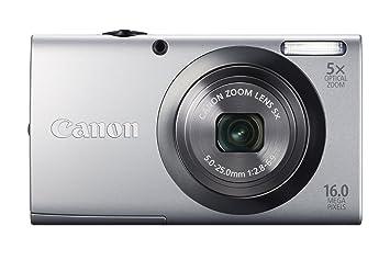 """Canon Powershot A2300 - Cámara compacta de 16 Mp (pantalla de 2.7"""", zoom"""