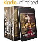 VAMPIRES: The Cursed by Blood UNDEAD Special Edition - Dark Paranormal Romantic Suspense (Cursed by Blood Saga)