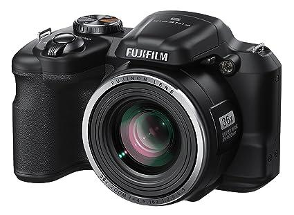 amazon com fujifilm finepix s8600 16 mp digital camera with 3 0