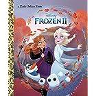 Frozen 2 Little Golden Book (Disney Frozen)